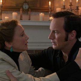 'Invocação do Mal 3' tem imagens de Vera e Patrick no primeiro dia de produção