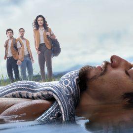 Série sobrenatural 'O Escolhido' tem rituais e debate entre a ciência e a fé