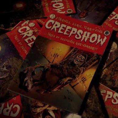[Trailer] 'Creepshow' série de terror com monstros e criaturas bizarras