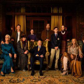 Filme de mistério alá Agatha Christie junta mega elenco