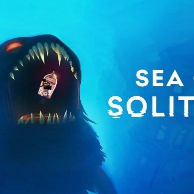Trailer de 'Sea of Solitude' tem monstros gigantes ao som de Billie Eilish