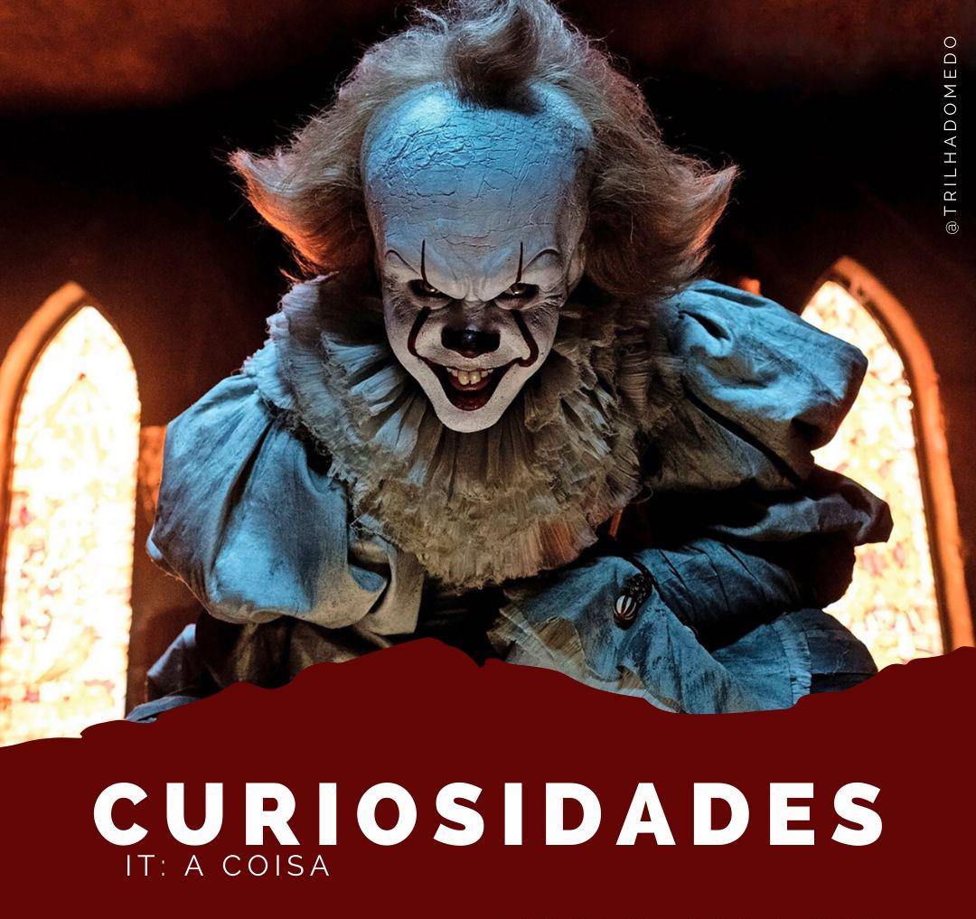 "15 Curiosidades do Filme de Terror ""It: A Coisa"""