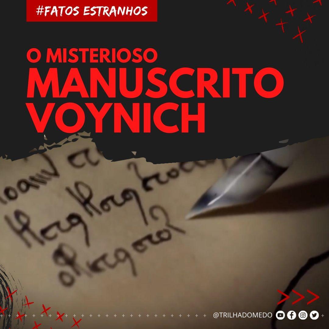 Manuscrito Voynich - O Livro Mais Raro e Misterioso do Mundo
