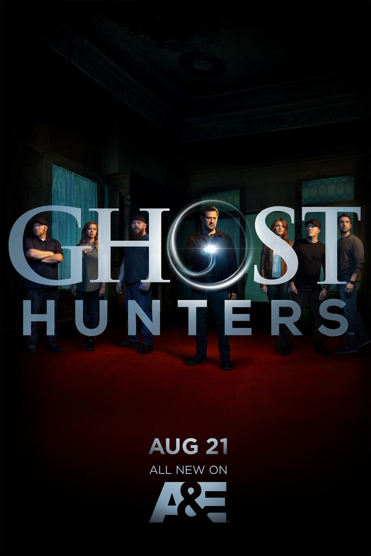 caçadores de fantasmas ghost hunters nova serie