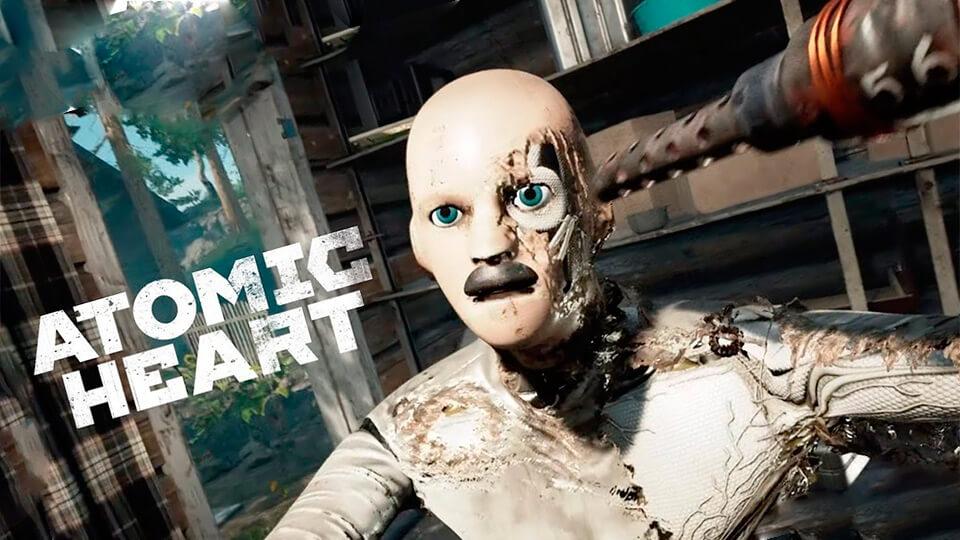 Atomic Heart imagens jogo gameplay images game