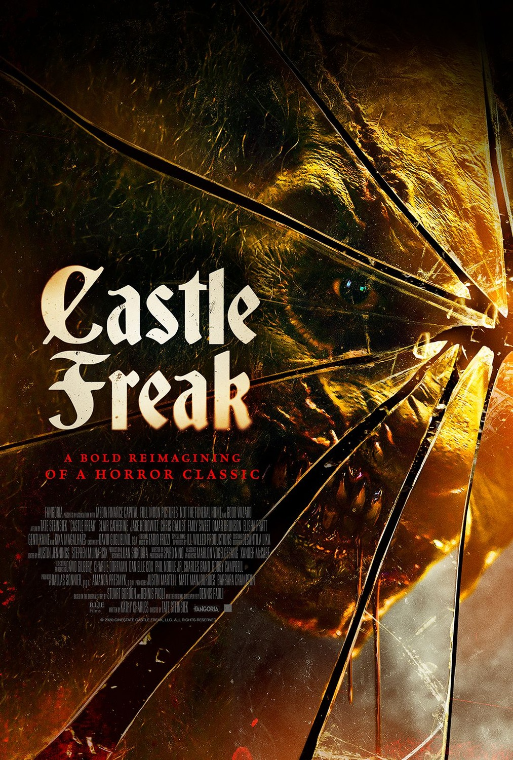 castle freak remake