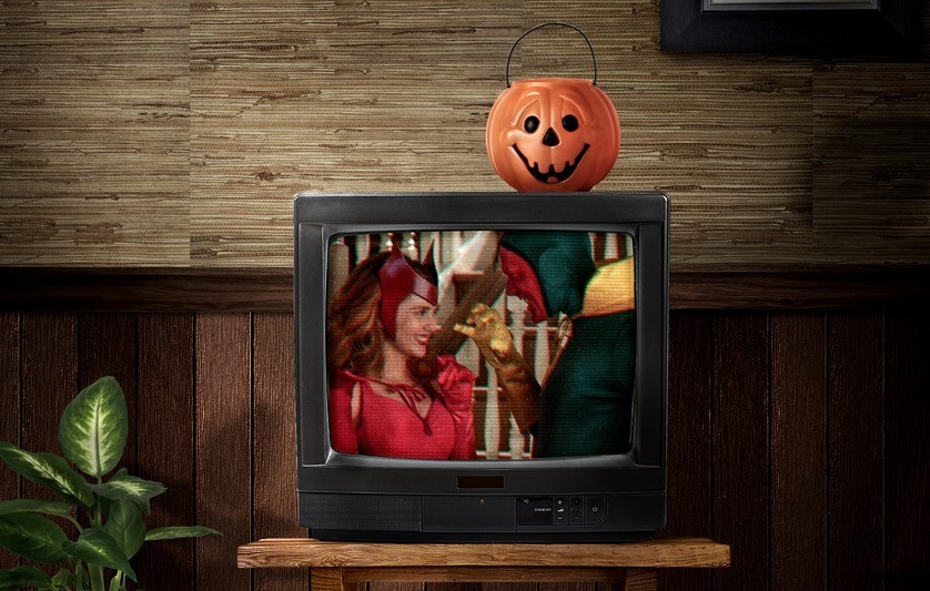 wandavision halloween