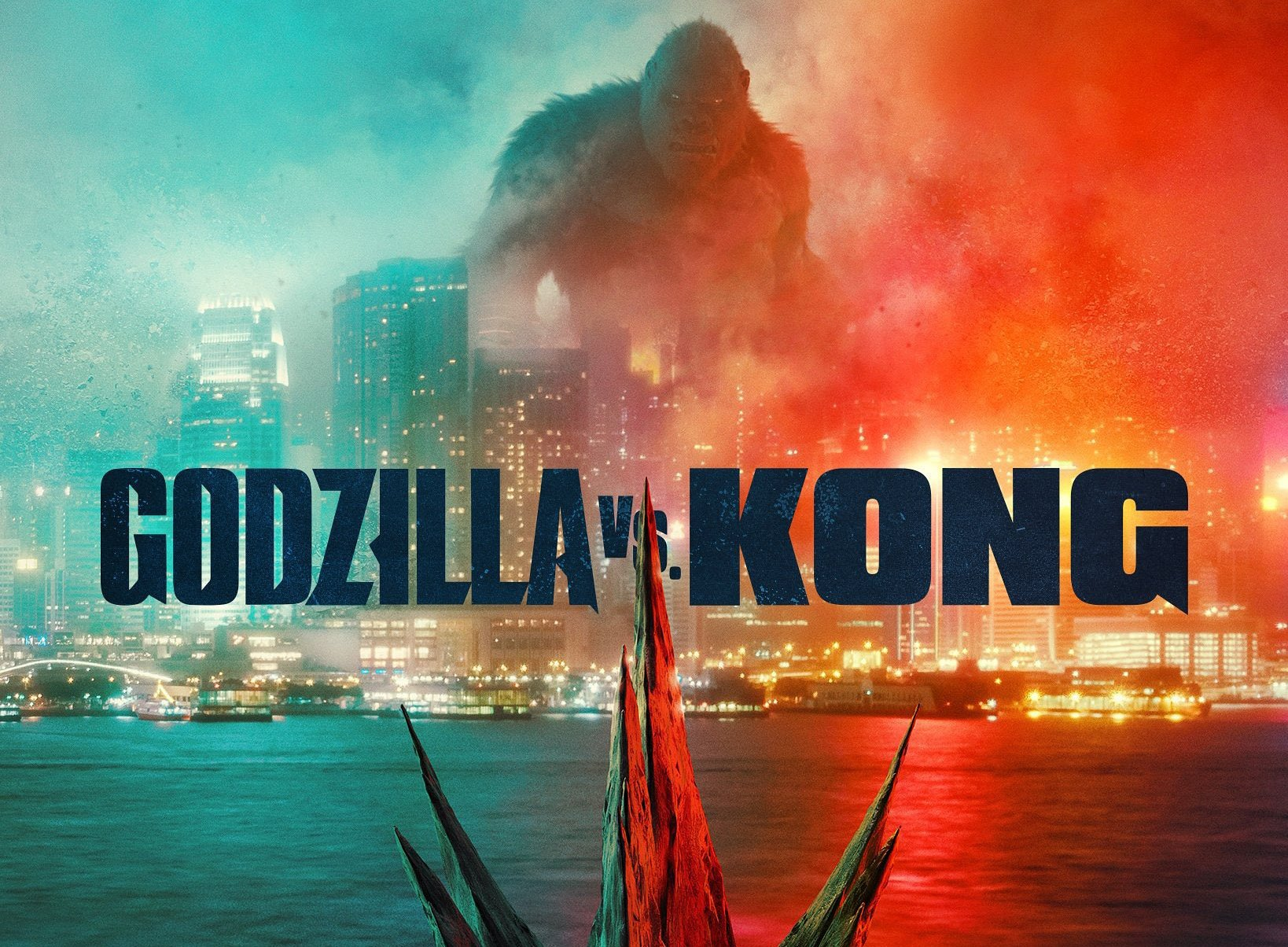"Assista Duas Novas Cenas de ""Godzilla vs Kong"""