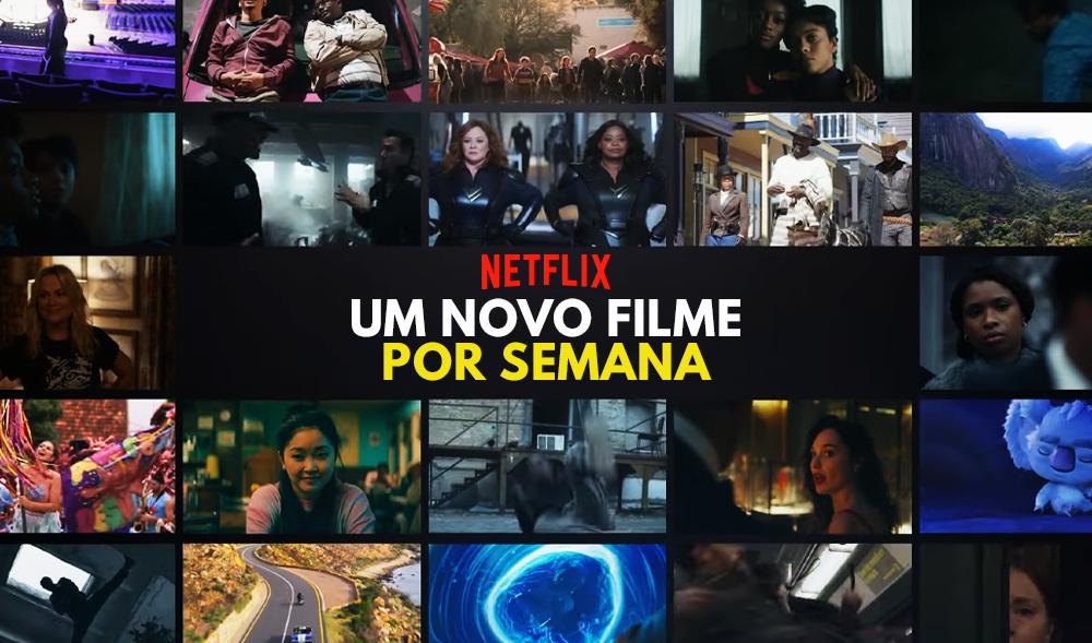 Netflix vai estrear mais de 70 Filmes em 2021 - Lista Completa Aqui!
