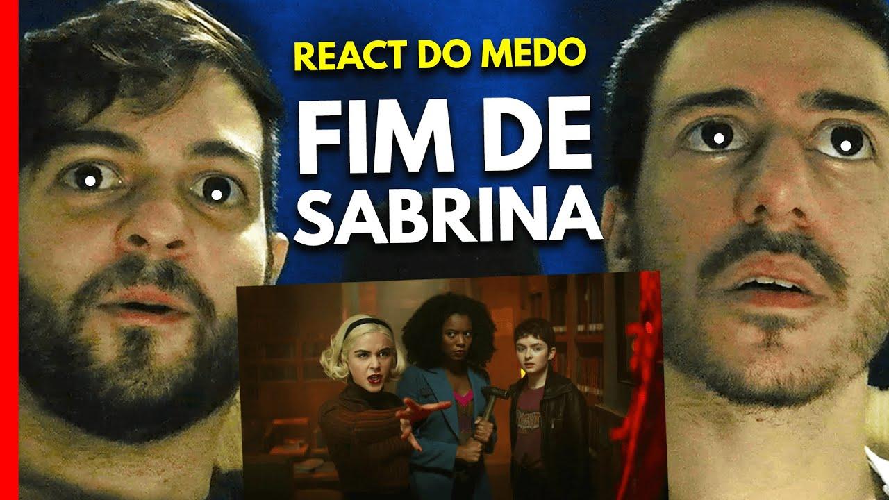 """Reagindo ao Fim de """"O Mundo Sombrio de Sabrina"""""""