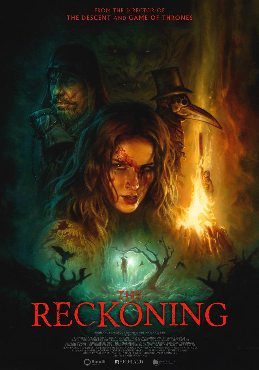 """""""The Reckoning"""" do diretor de """"Abismo do Medo"""" ganha novo trailer"""