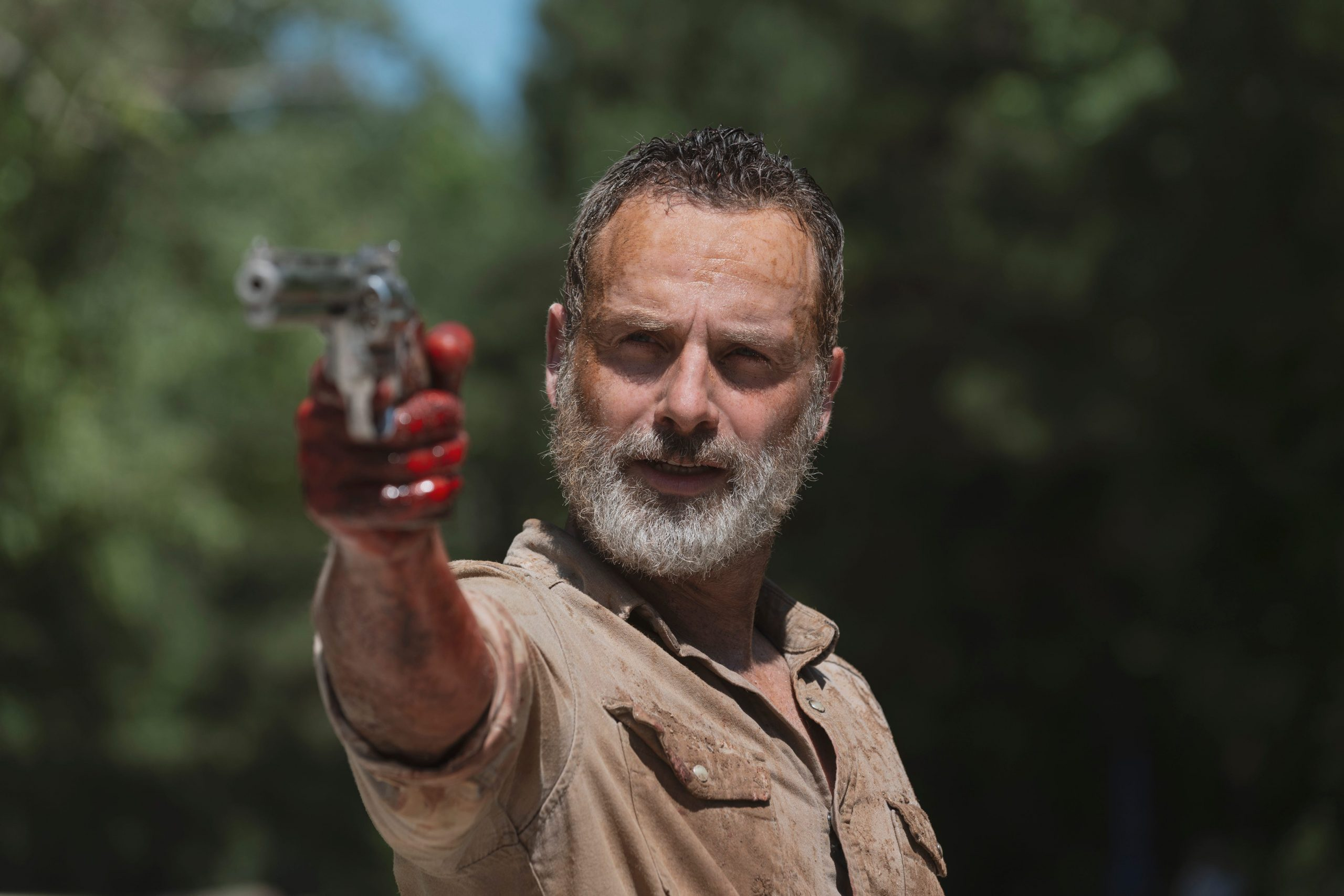"""Primeiro Filme da Série """"The Walking Dead"""" Pode Chegar em 2021"""