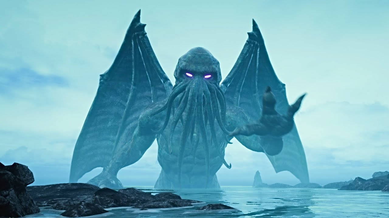 "Game ""The Shore"" tem Monstros Lovecraftianos"