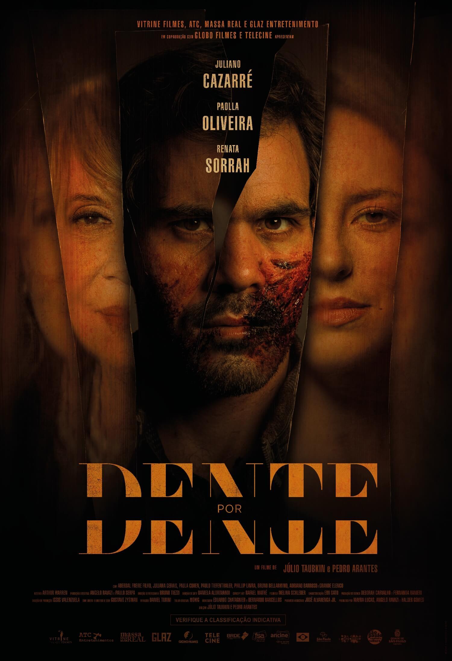 DPD_Cartaz Dente por Dente poster