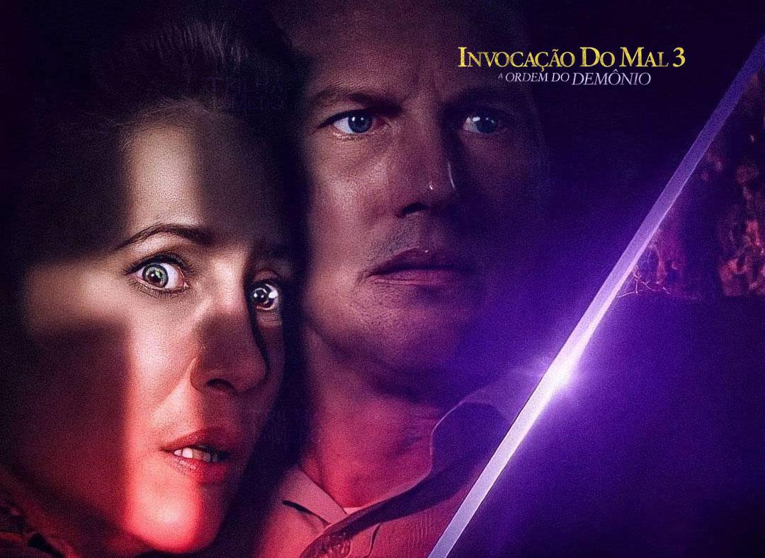 """""""Invocação do Mal 3"""" Será o Último Filme do Casal Warren?"""