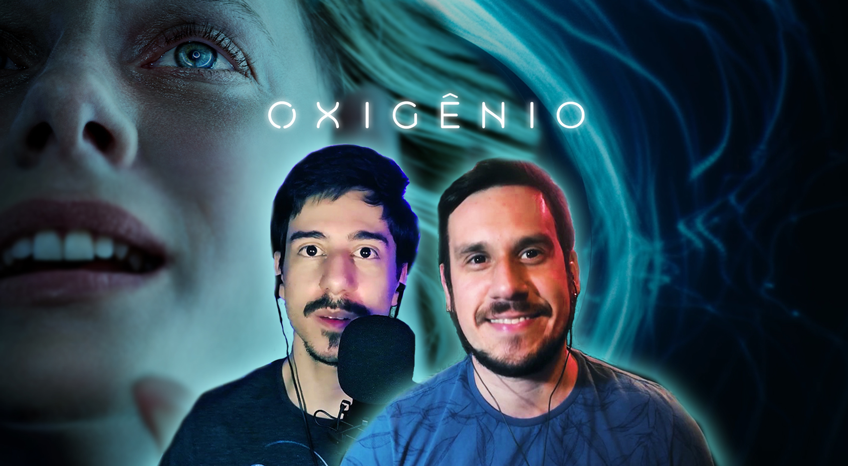 oxigênio netflix