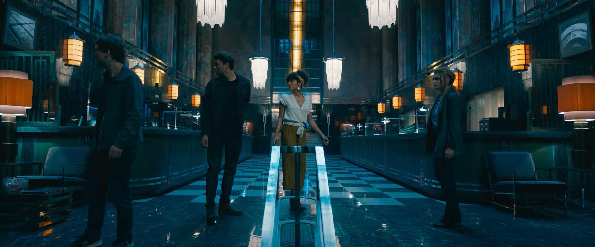 """Trailer de """"Escape Room 2: Tensão Máxima"""" Mostra Mais do Que Devia"""
