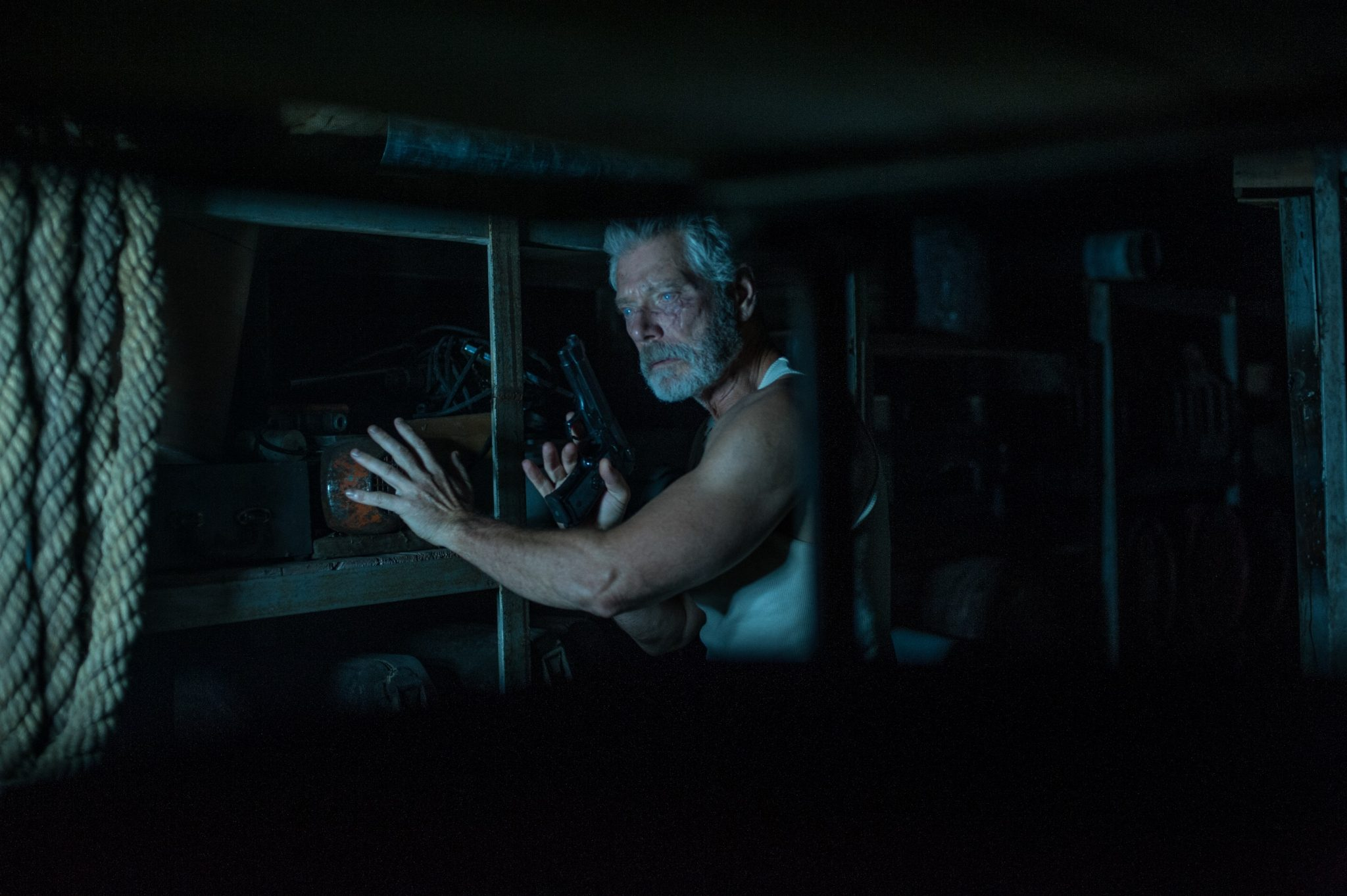 """Primeira Imagem Divulgada de """"Homem nas Trevas 2"""""""