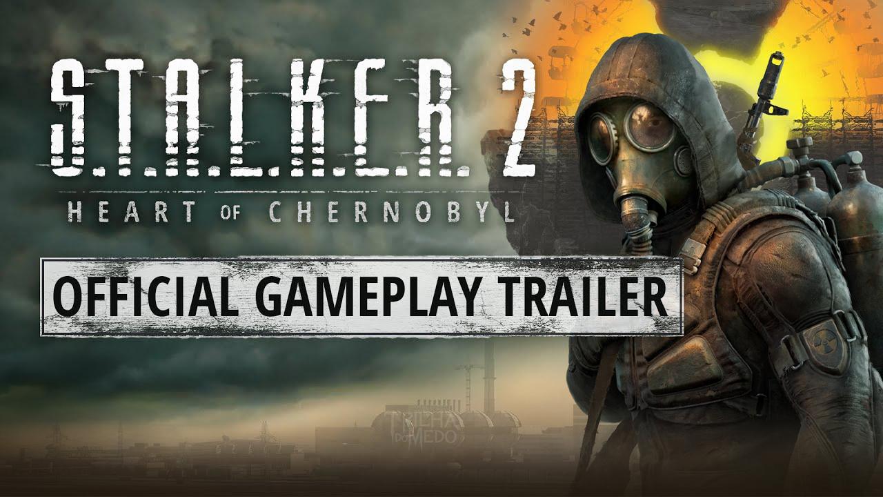 Stalker 2: Heart of Chernobyl - Confira a data de lançamento e trailer