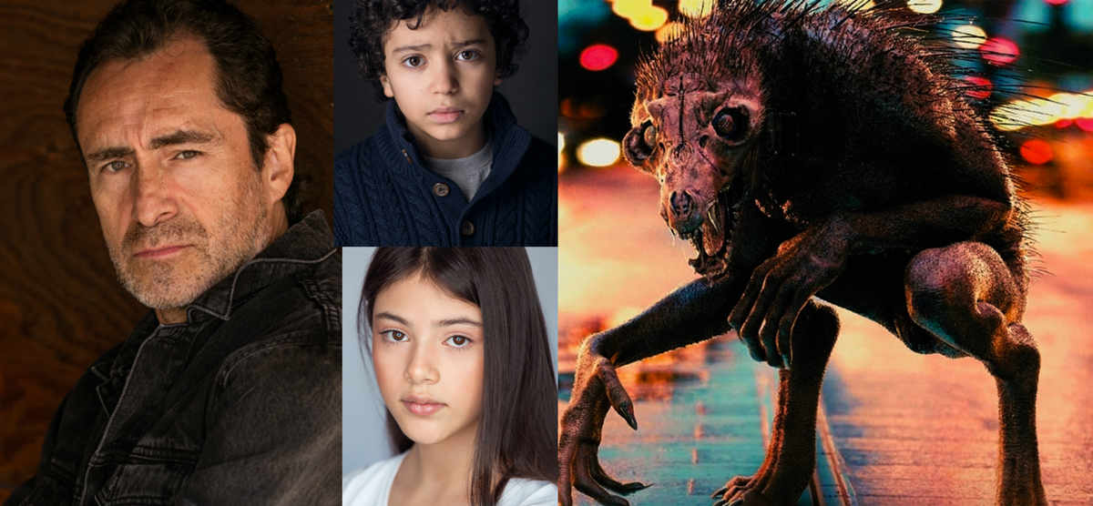 Conheça o elenco principal de Chupa, de Jonás Cuarón