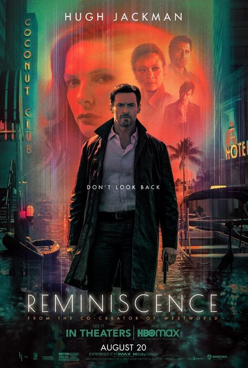 Caminhos da Memória - Thriller com Hugh Jackman e Rebecca Ferguson ganha trailer